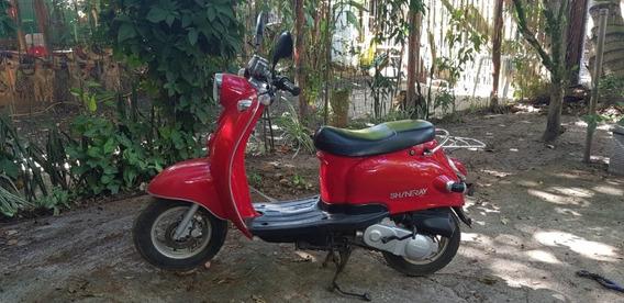 Cinquentinha Ideal Pra Pequenas - Moto Esta Em Itacare - Ba