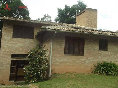 Sobrado Com 3 Dormitórios À Venda, 270 M² Por R$ 800.000 - Santa Inês - Caieiras/sp - So0358