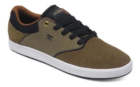 Tênis Dc Shoes Masculino Mikey Taylor S Verde - Original