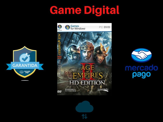 Age Of Empires 2 Hd Digital Pc