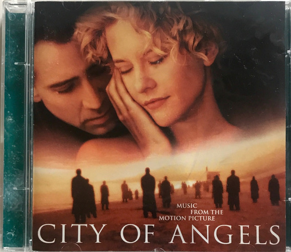 Cd City Of Angels, Soundtrack, U2, Alanis Morissette,