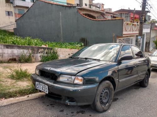 Suzuki Baleno 1997 1.6 16v Aut. 4p