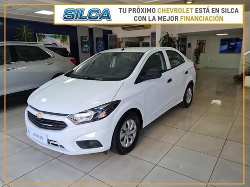 Imagen 1 de 13 de Chevrolet Joy Plus 2021 Blanco 0km