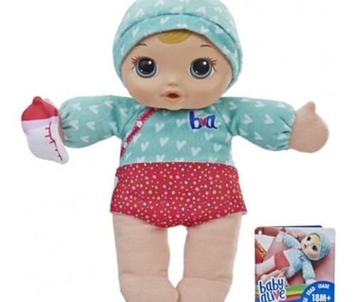 Imagen 1 de 2 de Baby Alive Bebé Mimos Y Cuidados Original