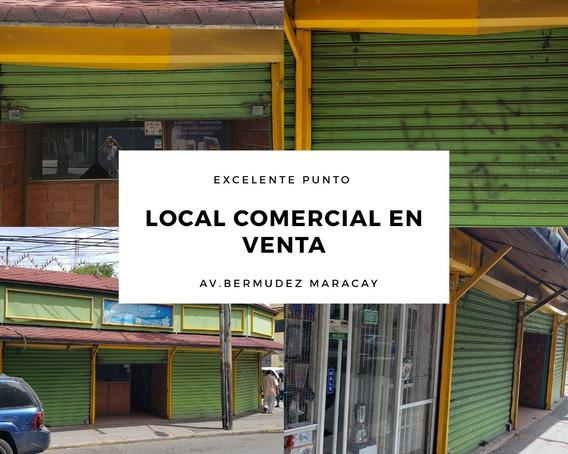 Local Comercial En Venta, Av Principal La Bermudez