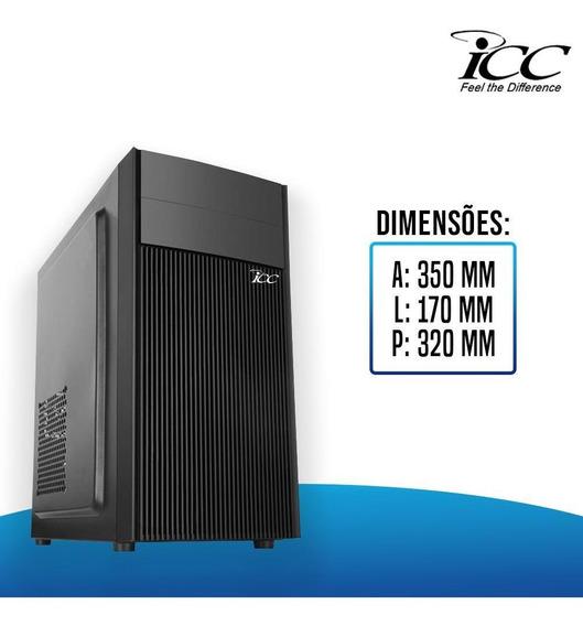 Computador Icc Iv1882sm15 Intel Dual Core 8gb Hd 1tb Mon.