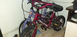 Bicicleta Nena Nuevas Muy Poco Uso