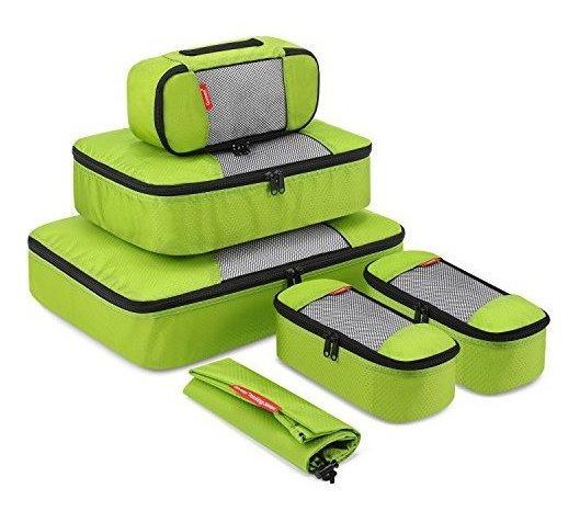 Gonex Cubos Para Empacar Equipaje, Set De Diferentes Organiz
