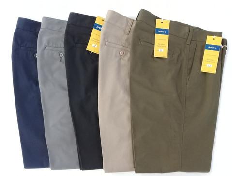 Pantalon Casual De Gabardina Para Caballero Mercado Libre