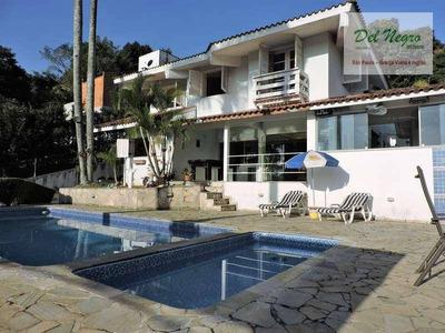Casa Residencial À Venda, Recanto Inpla, Granja Viana. - Ca0517