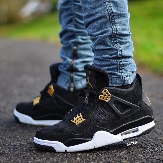 Zapatillas Jordan Retro 4 Royalty