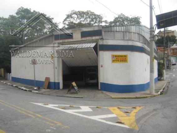 Galpao - Jardim Monte Alegre - Ref: 3088 - L-3088