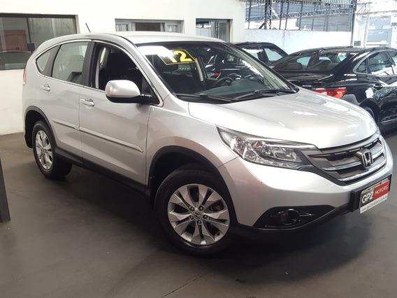 Honda Crv 2.0 Lx 4x2 Aut 2012 Gasolina