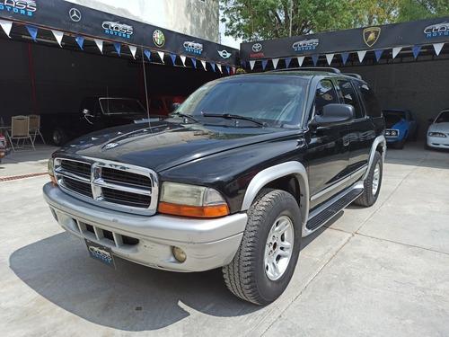 Imagen 1 de 14 de Dodge Durango 2002 5.9 R/t 4x4 At