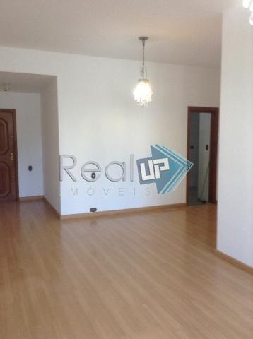 Ótimo Apartamento 3 Qtos Claro E Arejado Em Botafogo !! - 3293