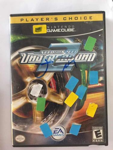 Need For Speed Underground Gamecube