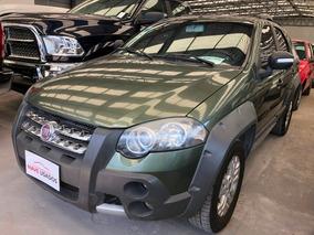 Fiat Palio 1.6 Wekend Adventure 2012 Verde Oferta Kuc