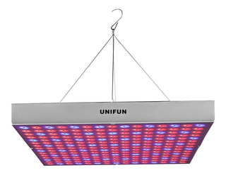 Lámpara Luz Led Invernadero Crece Hidroponia Unifun 45w