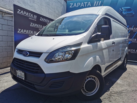 Ford Transit Custom L 2015