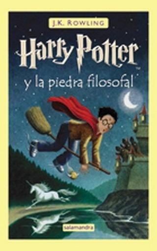 1 Harry Potter Y La Piedra Filosofal - Rowling, J.k