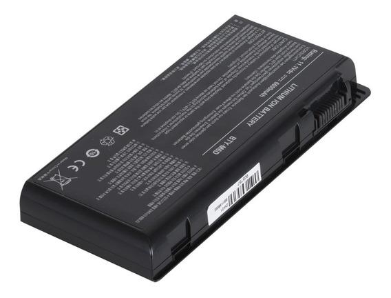 Bateria Para Notebook Msi Gt660