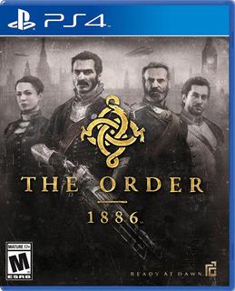 The Order 1886 Playstation 4 Nuevo