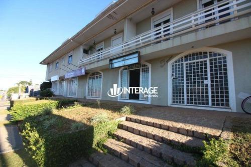 Loja Para Alugar, 40 M² Por R$ 1.200,00/mês - Santa Felicidade - Curitiba/pr - Lo0020