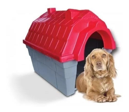 Casinha P/ Cachorro Gato Pet, Plastico N°1