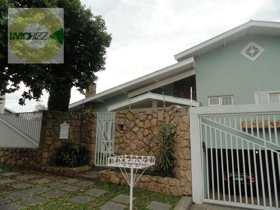 Casa Residencial À Venda, Parque Terranova, Valinhos. - Ca0981