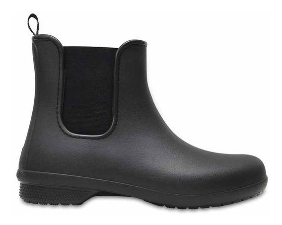 Botas De Lluvia Crocs C204630 Freesail Chelsea Boot W Asfl70