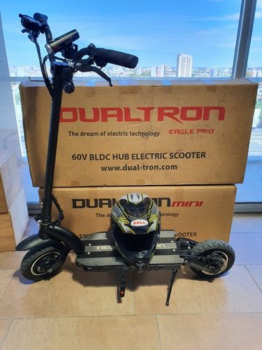 Monopatin Electrico Minimotors New Dualtron  Usado Moped Ar
