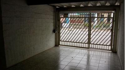 Casa Para Locação Em Poá, Centro, 2 Dormitórios, 1 Banheiro, 1 Vaga - 795411