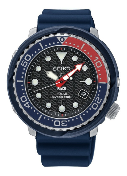 Incrível Relógio Seiko Prospex Padi Especial Edition Sne499