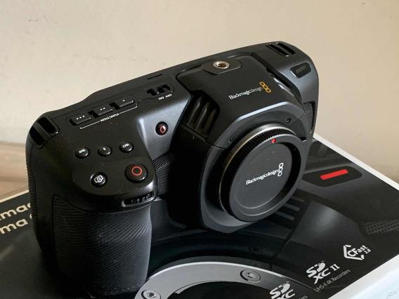 Camera Blackmagic Pocket 4k