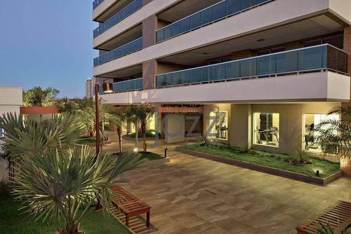 Apartamento Com 3 Suítes À Venda, 200 M² Por R$ 1.296.090 - Jardim Botânico - Ribeirão Preto/sp - Ap5446