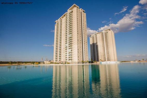 Apartamento Para Venda Em Cuiabá, Ribeirão Do Lipa, 3 Dormitórios, 3 Suítes, 2 Banheiros, 2 Vagas - 384_1-1353177