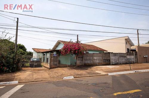 Chácara Com 3 Dormitórios À Venda, 3950 M² Por R$ 250.000,00 - Flamboyants - São Manuel/sp - Ch0002