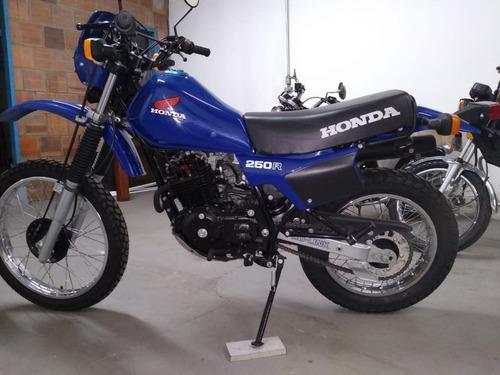 Honda Xl Impecável