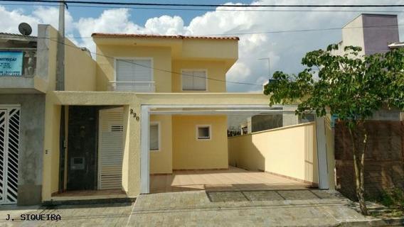 Casa Em Condomínio A Venda Em Mogi Das Cruzes, Jundiapeba - 212