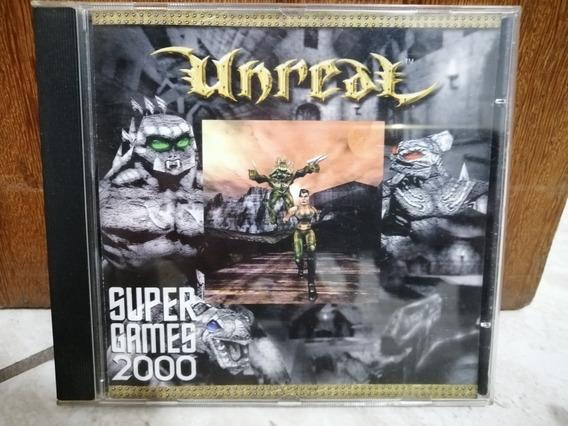 Unreal 1 Pc Cd Rom Original