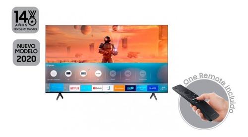 Televisor Samsung Crystal 4k Uhd 55  Tu8000 Smar Tv
