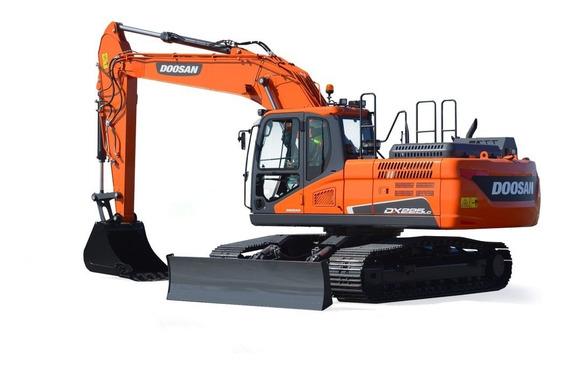Excavadora Doosan Nueva Dx225