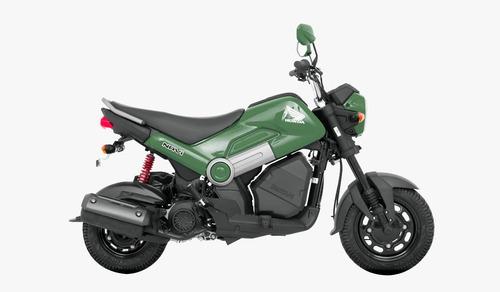 Moto Honda Navi 110 Automática - Verde Oscuro