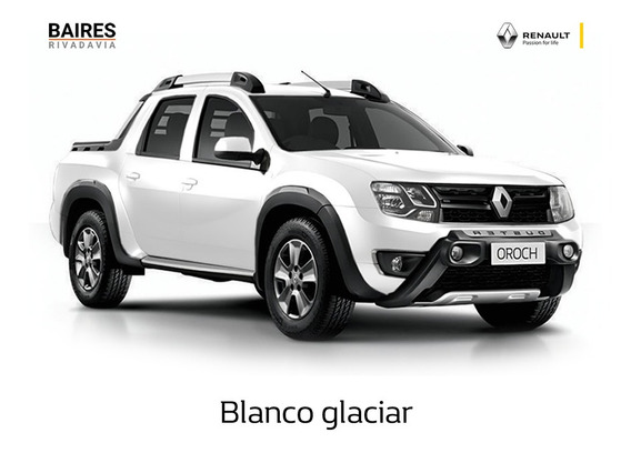Renault Duster Oroch Outsider Plus 2.0 4x4 2020 0km #3