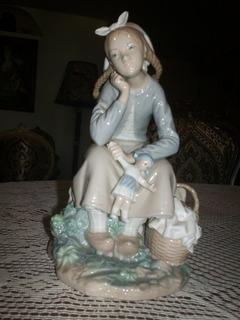 Porcelana Lladro Añoranza Original Cod. 01001211