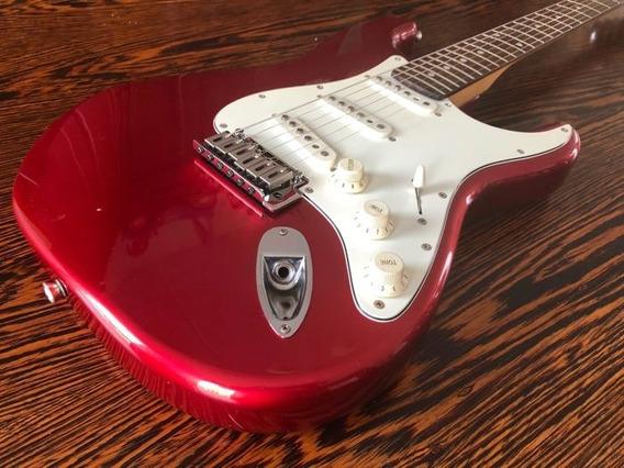 Guitarra Squier Stratocaster Standard Series Rd Music