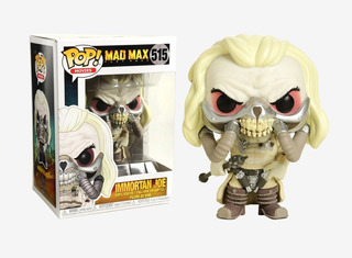 Funko Pop Movies Mad Max Fury Road Immortan Joe