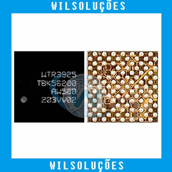 Wtr3925 - Wtr 3925 - Ci Frequencia iPhone 7 -7 Plus