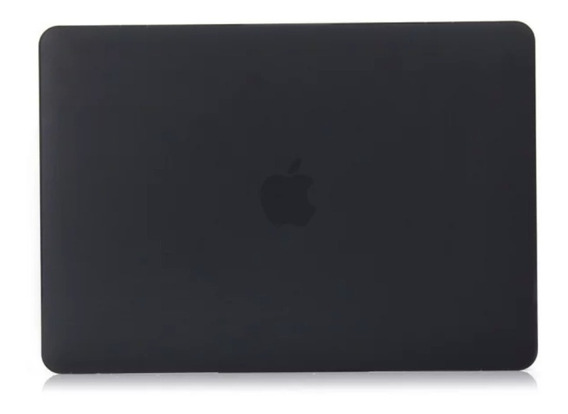 Case Capa Macbook Pro 13 Touchbar Preto Fosco Touch Bar