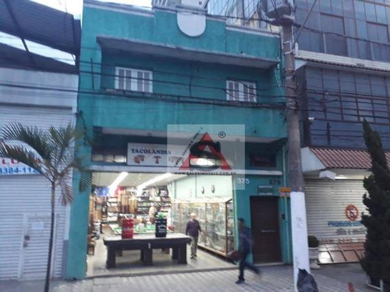 Sobrado Comercial À Venda, Ipiranga, São Paulo. - So4360